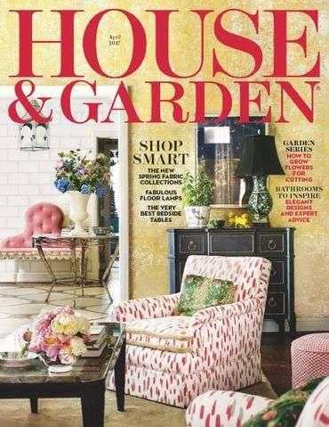 House & Garden - UK Edition International Magazine Subscription