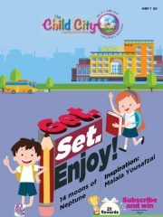I love School by The Child City Edutainment Magazine Subscription