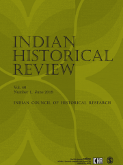 Indian Historical Review Journal Subscription