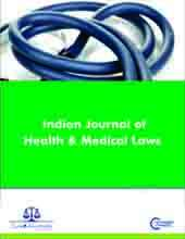 Indian Journal of Health and Medical Law Journal Subscription