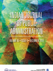 Indian Journal of Public Administration Journal Subscription