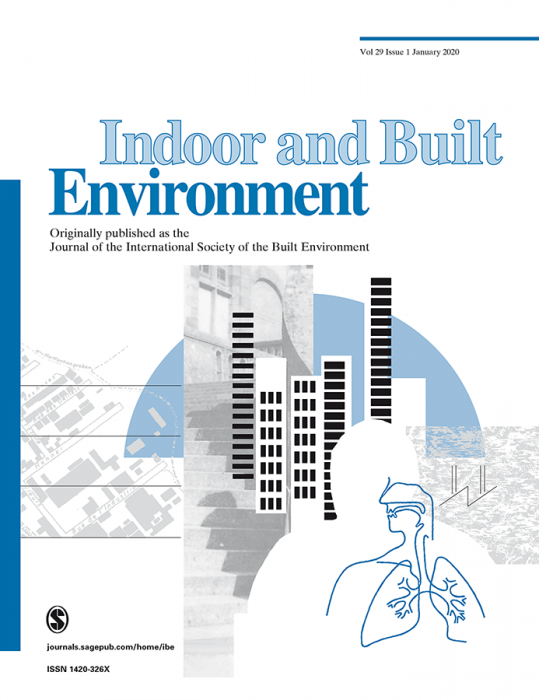 Indoor and Built Environment Journal Subscription