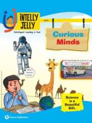 iNTELLYJELLY- Curious Minds Magazine Subscription