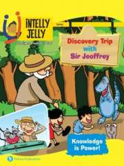 iNTELLYJELLY- Discovery Trip with Sir Geoffrey Magazine Subscription
