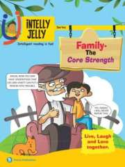 iNTELLYJELLY-'Family The Core Strength' Magazine Subscription