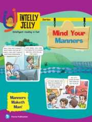 iNTELLYJELLY- Mind Your Manners Magazine Subscription