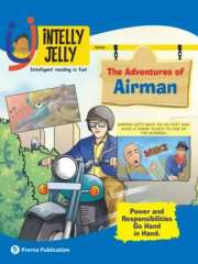 iNTELLYJELLY- The Adventures of Airman Magazine Subscription