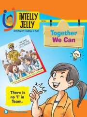 iNTELLYJELLY- Together We Can Magazine Subscription