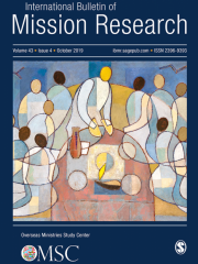International Bulletin of Mission Research Journal Subscription