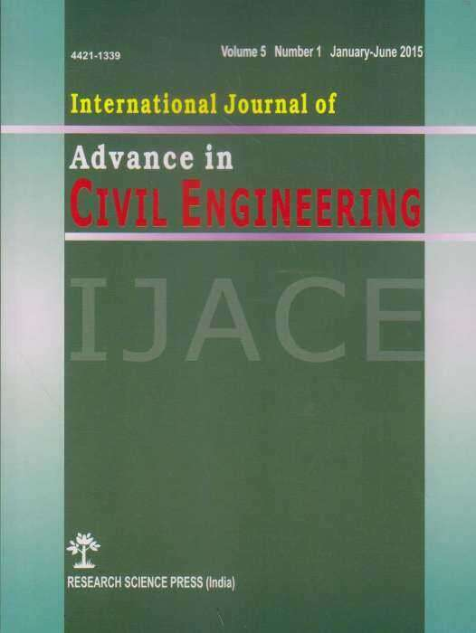 International Journal of Advance in Civil Engineering Journal Subscription