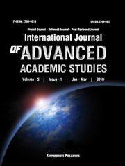International Journal of Advanced Academic Studies Journal Subscription