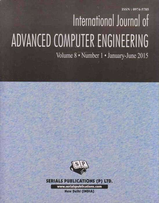 International Journal of Advanced Computer Engineering Journal Subscription