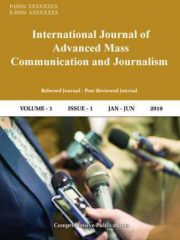 International Journal of Advanced Mass Communication and Journalism Journal Subscription