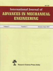 International Journal of Advances in Mechanical Engineering Journal Subscription