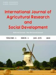 International Journal of Agricultural Research and Social Development Journal Subscription