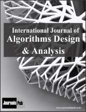 International Journal of Algorithms Design and Analysis Journal Subscription