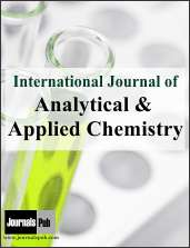 International Journal of Analytical and Applied Chemistry Journal Subscription