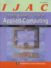 International Journal of Applied Computing Journal Subscription