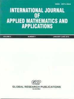 International Journal of Applied Mathematics & Applications Journal Subscription