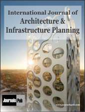 International Journal of Architecture and Infrastructure Planning Journal Subscription