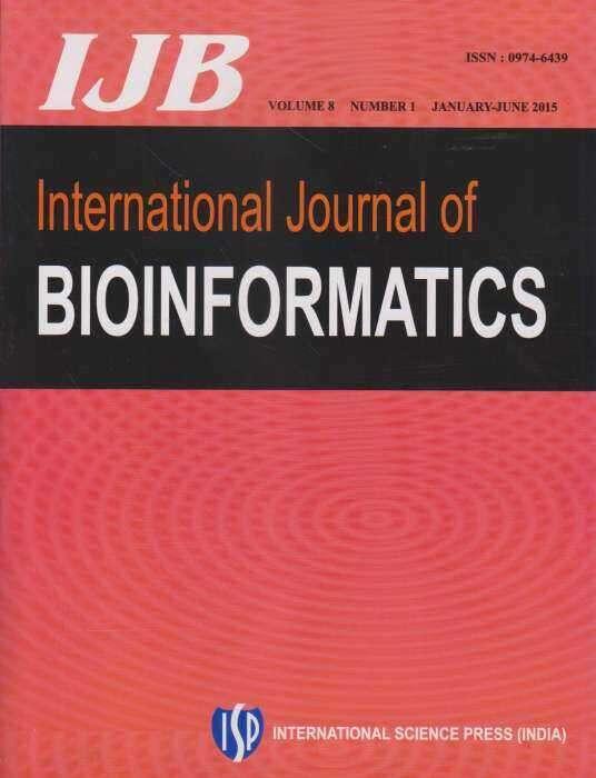 International Journal of Bioinformatics Journal Subscription