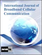 International Journal of Broadband Cellular Communication Journal Subscription
