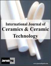 International Journal of Ceramics and Ceramic Technology Journal Subscription
