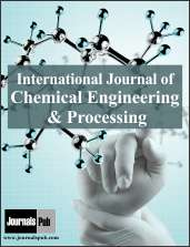 International Journal of Chemical Engineering and Processing Journal Subscription