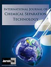 International Journal of Chemical Separation Technology Journal Subscription