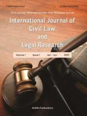 International Journal of Civil Law and Legal Research Journal Subscription
