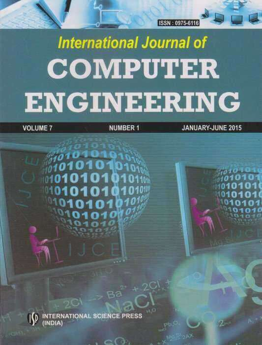 International Journal of Computer Engineering Journal Subscription