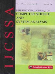 International Journal of Computer Science and System Analysis Journal Subscription