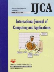 International Journal of Computing and Applications Journal Subscription