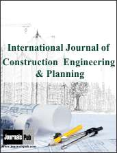 International journal of Construction Engineering and Planning Journal Subscription