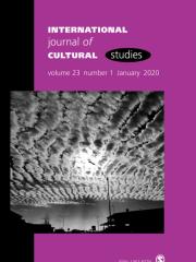 International Journal of Cultural Studies Journal Subscription