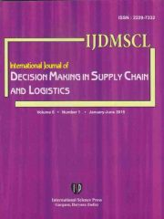 International Journal of Decision Making in Supply Chain and Logistics Journal Subscription