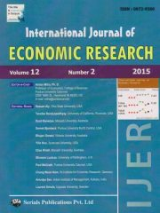 International Journal of Economic Research Journal Subscription