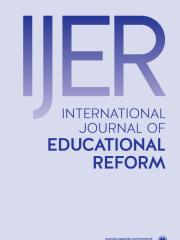 International Journal of Educational Reform Journal Subscription