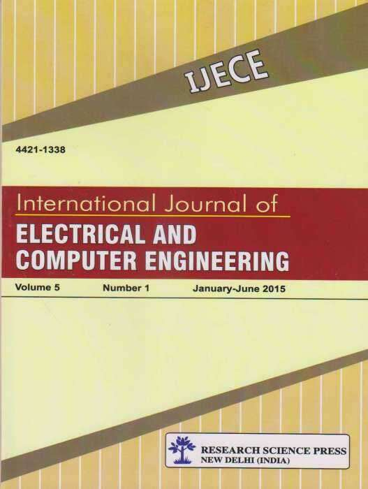 International Journal of Electrical and Computer Engineering Journal Subscription