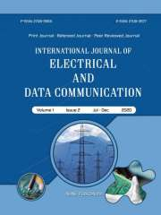 International Journal of Electrical and Data Communication Journal Subscription