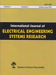 International Journal of Electrical Engineering Systems Research Journal Subscription