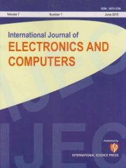 International Journal of Electronics and Computers Journal Subscription