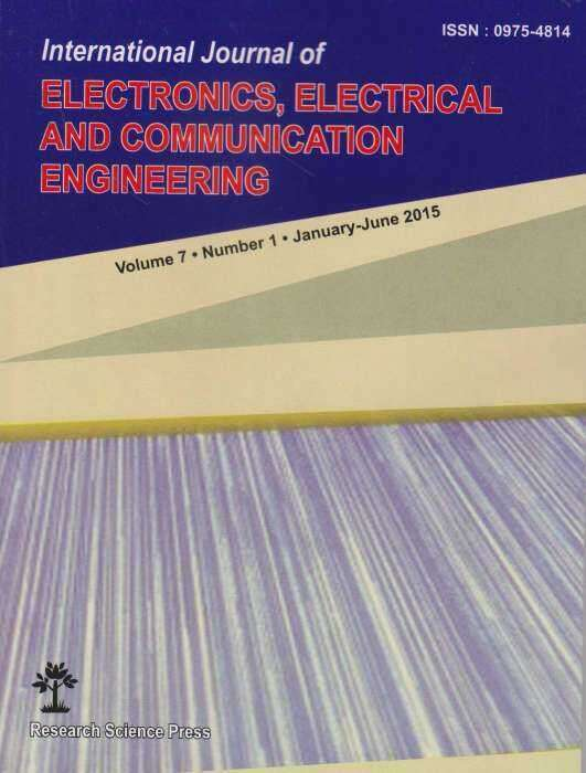 International Journal of Electronics Electrical and Communication Engineering Journal Subscription