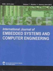 International Journal of Embedded Systems and Computer Engineering Journal Subscription