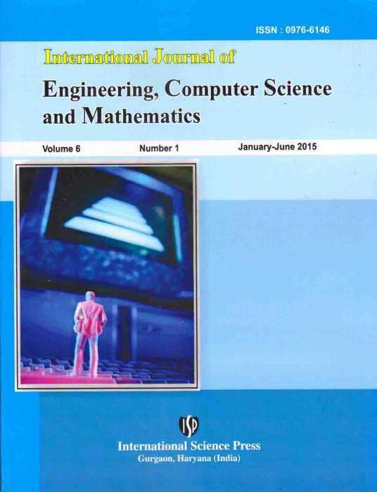 International Journal Of Engineering Computer Science And