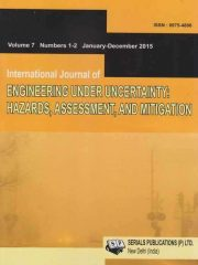 International Journal of Engineering Under Uncertainty: Hazards Assessment and Mitigation Journal Subscription