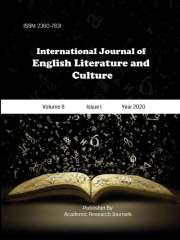 International Journal of English Literature and Culture Journal Subscription