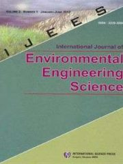 International Journal of Environmental Engineering Science Journal Subscription