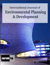 International Journal of Environmental Planning and Development Journal Subscription