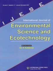 International Journal of Environmental Science and Ecotechnology Journal Subscription